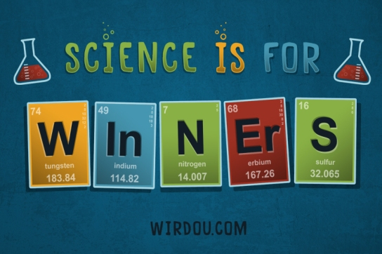 science-is-for-winners
